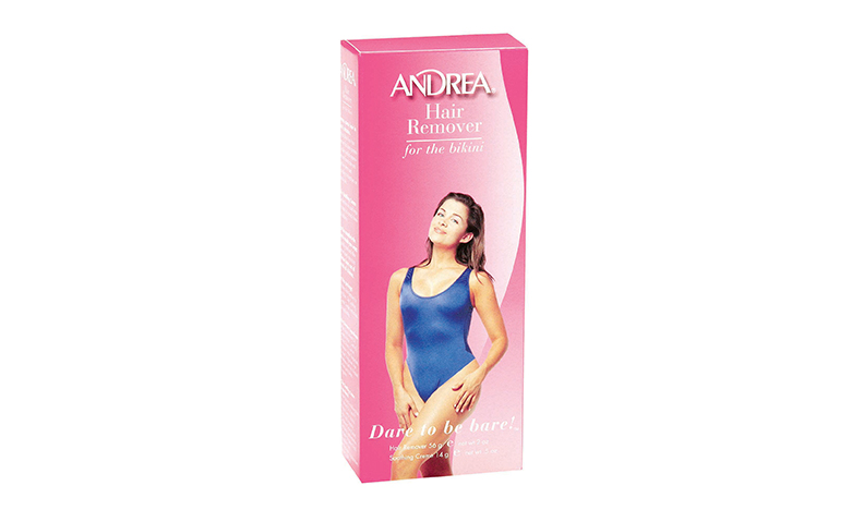 Andrea Hair Remover for the Bikini
